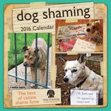Dog Shaming - 2016 Calendar Calendars