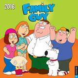 Family Guy - 2016 Calendar Calendars