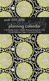 Posh: Elegant Mums - 2016 Monthly/Weekly Planner (17 Month) Calendars