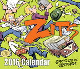 Zits Day-to-Day - 2016 Boxed Calendar Calendars