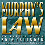 Murphy's Law Day-to-Day - 2016 Boxed Calendar Calendars