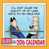 Dilbert - 2016 Mini Calendar Calendars