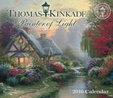 Thomas Kinkade Painter of Light Day-to-Day - 2016 Boxed Calendar Calendars