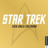 Star Trek Day-to-Day - 2016 Boxed Calendar Calendars