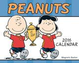Peanuts Mini Day-to-Day - 2016 Boxed Calendar Calendars