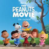 The Peanuts Movie - 2016 Calendar Calendars
