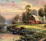 Thomas Kinkade Painter of Light - 2016 Calendar Calendriers
