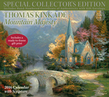 Thomas Kinkade Special Collector's Edition with Scripture - 2016 Calendar Calendars