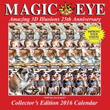 Magic Eye - 2016 Calendar Calendars