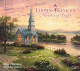 Thomas Kinkade Painter of Light with Scripture - 2016 Calendar Calendars