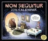 Non Sequitur Day-to-Day - 2016 Boxed Calendar Calendars