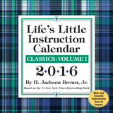 Life's Little Instruction Day-to-Day - 2016 Boxed Calendar Calendars