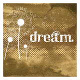 Sand Dollar Dream Poster by Melody Hogan