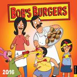 Bob's Burgers - 2016 Calendar Calendarios