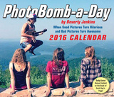 PhotoBomb-a-Day - 2016 Boxed Calendar Calendars