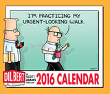Dilbert Day-to-Day - 2016 Boxed Calendar Calendriers