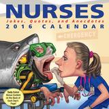 Nurses Day-to-Day - 2016 Boxed Calendar Calendars