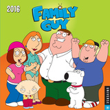 Family Guy Day-to-Day - 2016 Boxed Calendar Calendars