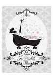 Mommy's Bubble Bath 06 Prints by Melody Hogan
