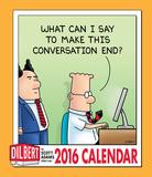 Dilbert - 2016 Weekly Planner Calendars