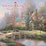 Thomas Kinkade Painter of Light - 2016 Mini Calendar Calendars