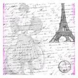 Parisian Woman Prints by Sheldon Lewis