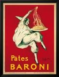 Pates Baroni, c.1921 Posters by Leonetto Cappiello