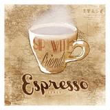 Italy espresso Art by  OnRei
