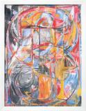 0 Through 9, 1961 Posters by Jasper Johns