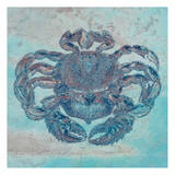 Saltwater Crab Prints by Sheldon Lewis