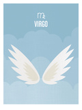 Virgo Print by Christian Jackson