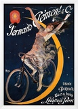 Clement Cycles, c.1897 Poster by  PAL (Jean de Paleologue)