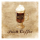 Irish Coffee Prints by  OnRei