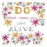 Come Alive Art by Pam Varacek