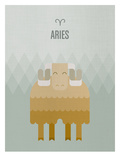 Aries Art by Christian Jackson
