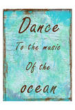 Ocean Music Prints by Sheldon Lewis