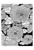 Wild Hydrangeas Poster by Pam Varacek