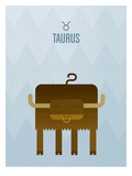 Taurus Poster by Christian Jackson