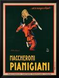 Maccheroni Pianigiani, 1922 Print by Achille Luciano Mauzan