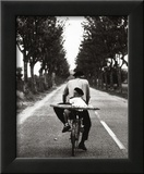 France Prints by Elliott Erwitt
