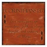 1 Corinthians 13-7 Prints by Taylor Greene