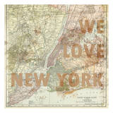 New York City Prints by Sheldon Lewis