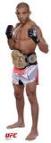 UFC - Jose Aldo Championship Belt Lifesize Standup Cardboard Cutouts