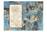 Winter Rain Inspirational Print by Smith Haynes