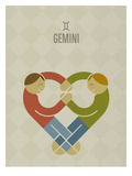 Gemini Posters by Christian Jackson