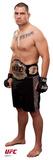 UFC - Cain Velasquez Championship Belt Lifesize Standup Cardboard Cutouts