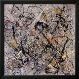 Número 18, 1950 Pôsters por Jackson Pollock