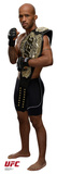 UFC - Demetrious Johnson Championship Belt Lifesize Standup Cardboard Cutouts