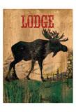 Hunting 2 Prints by Elizabeth Jordan