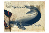 Old Time Nautical Prints by Sheldon Lewis